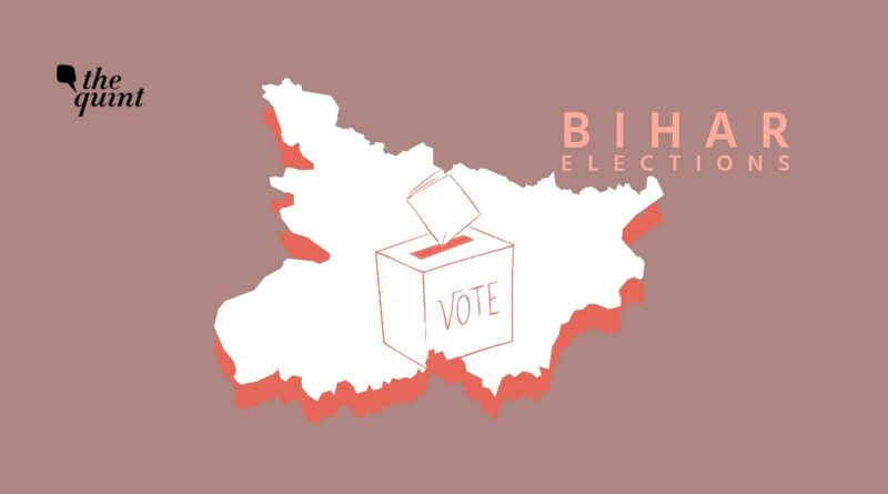 5 important reflective seats in the first phase of Bihar Assembly Election